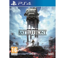 Electronic Arts Star Wars Battlefront, PS4 videogioco PlayStation 4 Basic ITA