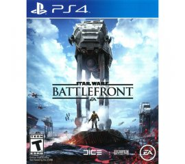 Electronic Arts Star Wars Battlefront, PS4 videogioco PlayStation 4 Basic Inglese, ITA