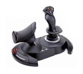 Thrustmaster T.Flight Hotas X Joystick PC,Playstation 3 Nero