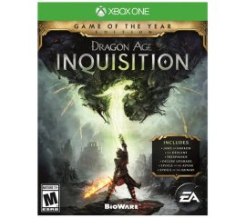 Electronic Arts Dragon Age: Inquisition Game of the Year Edition, XOne videogioco Xbox One Deluxe