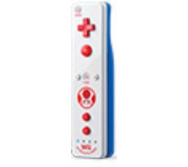 Nintendo Wii Remote Plus Toad Controllo del movimento Analogico/Digitale Bianco