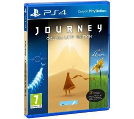 Sony Journey Collector?s Edition, PlayStation 4 Basic Inglese, ITA