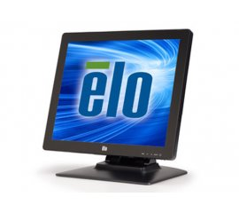 "ELO TOUCH 1723L 17"" LED TOUCH SCREEN ONDA ACUSTICA SUPERFICIALE FORMATO 5:4 COLORE NERO"