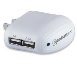 Manhattan PopCharge Home Euro Bianco Interno