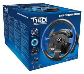 THRUSTMASTER T150 FORCE FEEDBACK VOLANTE + PEDALI