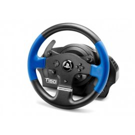 THRUSTMASTER T150 FORCE FEEDBACK VOLANTE + PEDALI PER PS3 PS4 E PC