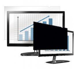"FELLOWES PRIVASCREEN FILTRO PRIVACY PER MONITOR 21.5"" FORMATO 16:9 COLORE NERO"
