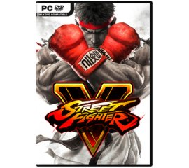 Digital Bros Street Fighter V, PC Basic Inglese