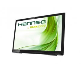 "HANNSPREE HT273HPB 27"" LED TOUCH SCREEN CONTRASTO 1.000:1 FORMATO 16:9 1xVGA 1xHDMI 1xUSB COLORE NERO GARANZIA ITALIA"