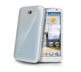 CELLY ASCEND G730 COVER IN TPU TRASPARENTE