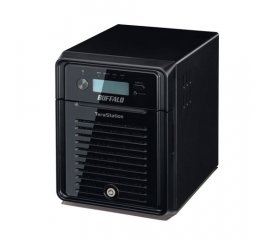 Buffalo TeraStation 3400 12TB MV78230 Collegamento ethernet LAN Mini Tower Nero Server di archiviazione