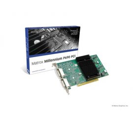 Matrox P69-MDDP128F scheda video GDDR2