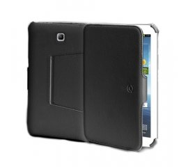 "Celly BOOKTABT09 custodia per tablet 17,8 cm (7"") Custodia a libro Nero"