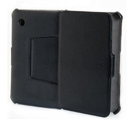 "Celly BOOKTAB257 custodia per tablet 17,8 cm (7"") Custodia a libro Nero"