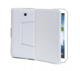 "Celly BOOKTABT10W custodia per tablet 20,3 cm (8"") Custodia a libro Bianco"