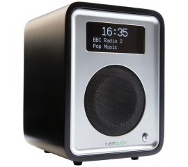 Ruark Audio R1 Mk3 radio Portatile Digitale Nero