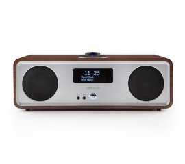 Ruark Audio R2 Mk3 streamer audio digitale Noce Wi-Fi