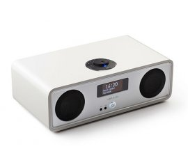 Ruark Audio R2 Mk3 streamer audio digitale Bianco Wi-Fi