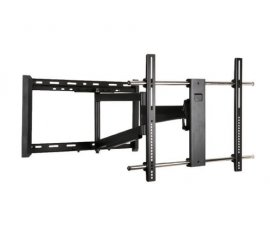 "Just-Racks JM700C Supporto TV a parete 2,29 m (90"") Nero"