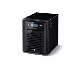 Buffalo TeraStation 5400 12TB Collegamento ethernet LAN Nero NAS