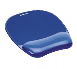 Fellowes 91141 tappetino per mouse Blu