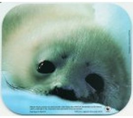 Fellowes WWF Mouse Pad - Seal Multicolore