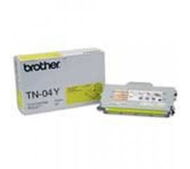 Brother TN04Y Yellow Toner Cartridge Originale Giallo 1 pezzo(i)