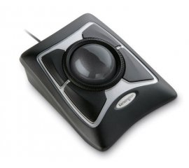 KENSINGTON 64325 TRACKBALL OTTICO 1.000 DPI INTERFACCIA USB 4 TASTI COLORE NERO