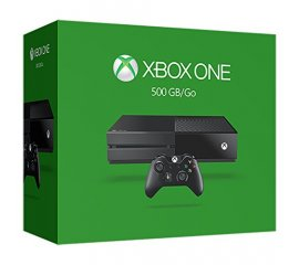 Microsoft Xbox One Nero 500 GB Wi-Fi