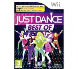 Ubisoft Just Dance: Best of, Wii Inglese