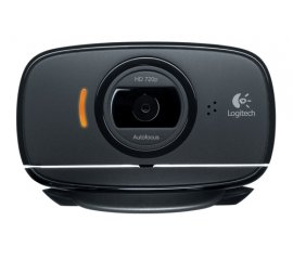 Logitech C525 webcam 8 MP 1280 x 720 Pixel USB 2.0 Nero