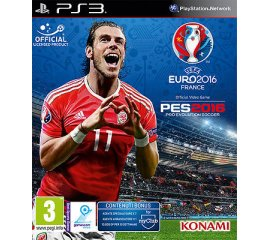 Digital Bros UEFA Euro 2016, PlayStation 3 Basic Inglese