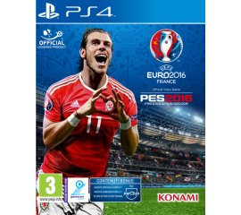 Konami UEFA Euro 2016 PS4 PlayStation 4 Basic ITA