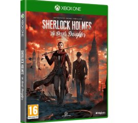 Ubisoft Sherlock Holmes: The Devil's Daughter, Xbox One videogioco Basic Inglese