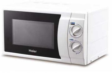 Haier HSA 2070 MG Superficie piana 20 L 700 W Bianco