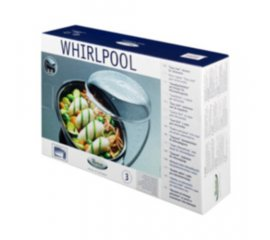 Whirlpool STM005 pentolame da microonde