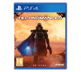 Digital Bros The Technomancer, PS4 videogioco PlayStation 4 Basic ITA