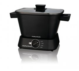 Morphy Richards Sear and Stew Compact 4,5 L 180 W Nero