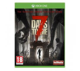Digital Bros 7 Days to Die, Xbox One videogioco Basic ITA