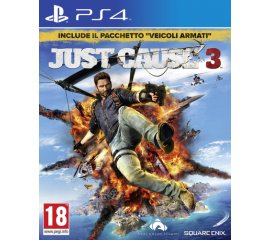 Square Enix Just Cause 3 Day One Edition, PS4 PlayStation 4 Basic