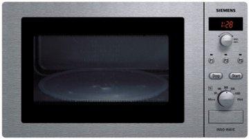 HF23056EU - Siemens HF23056EU forno a microonde Incasso 27 L ...