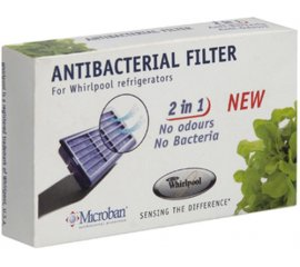 Whirlpool ANTF-MIC filtro d'aria
