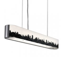 Falmec Suspension New York illuminazione da soffitto Multicolore 21 W