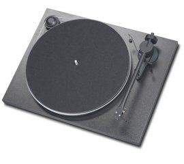 Pro-Ject Essential/Phono USB Nero