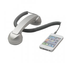 Native Union Moshi Moshi Pop Phone Argento