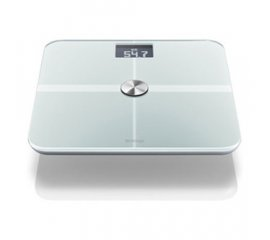 Withings The Wi-Fi Body Scale Bilancia pesapersone elettronica Bianco