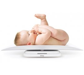 Withings Smart Kid Scale bilancia per bambino Bianco
