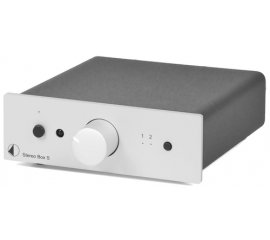 Pro-Ject Stereo Box S amplificatore audio Argento