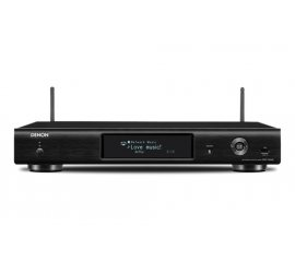 Denon DNP-730AE streamer audio digitale Nero Collegamento ethernet LAN Wi-Fi