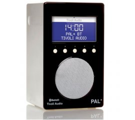 Tivoli Audio PAL+ BT Portatile Digitale Nero, Bianco